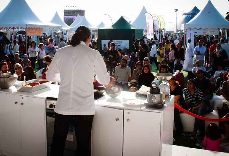 Dubai Food Festival - UAE