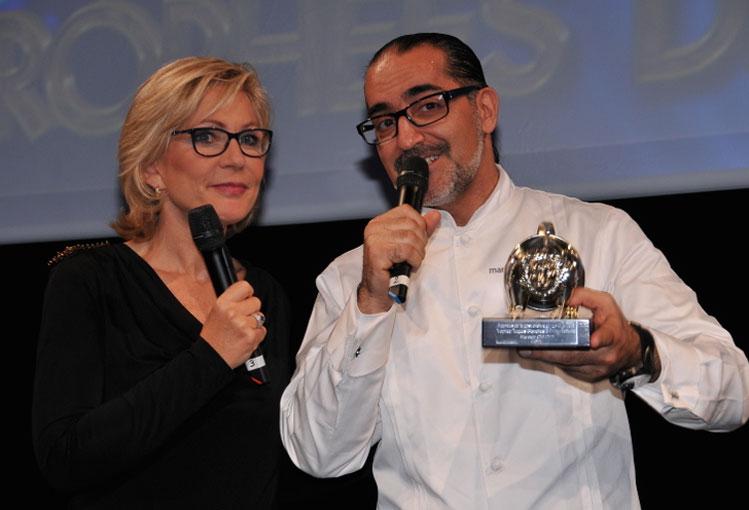 Prestigious International Culinary Award