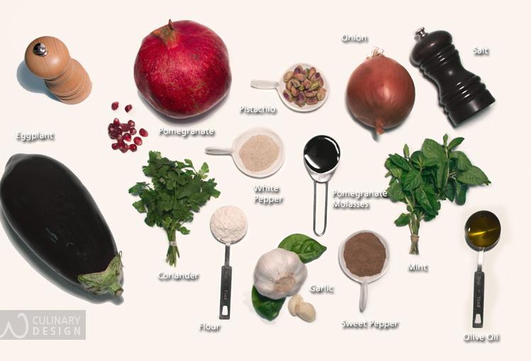 Eggplant Kibbeh