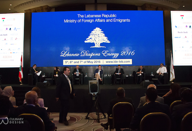Lebanese Diaspora Conference 2016