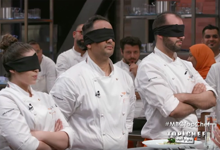 MBC TOP CHEF 2nd Episode