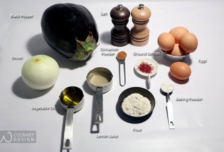 Eggplant Souffle
