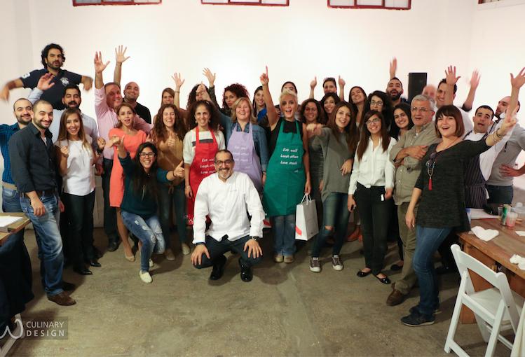 LMI Lebanon's EPL-ers Event